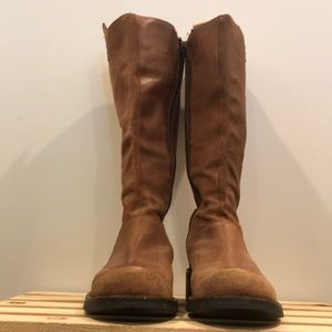 Jigsaw Leather Boots